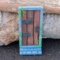 Fairy/Elf Doors  Handmade From  Reclaimed Timber
