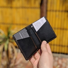 Personalised Kangaroo Leather Full-sized Wallet Multiple Options