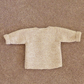 Baby jacket. New born size. Handknit in Patons bluebell wool. Baby gift