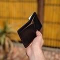 Personalised Kangaroo Leather Full-sized Wallet Multiple Options