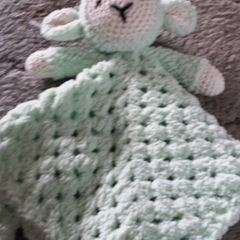 Security Blanket Toy