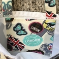 Love London library/shopping bag