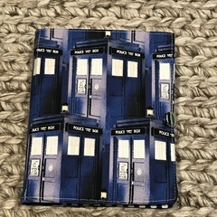 Police Box notepad set