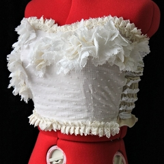 Seaside Cottage Bustier Tailor-Made