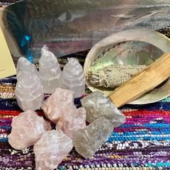 Crystal home kit!