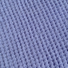 Custom order for Jean-Paul - Blue Baby Blanket in Pure Australian Merino Wool.