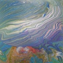 """""""Reef"""" Original Artwork"""