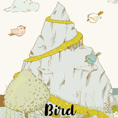 Bird Watch List - Bird watching journal for kids