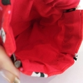 Squeeze pouch / Panda - RED