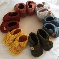 Baby Shoes/Boots
