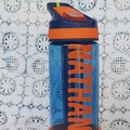Toddlers sippy straw bottles