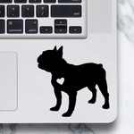 French Bulldog Dog Sticker - Laptop Decal