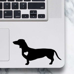 Dachshund Sticker - Laptop Decal