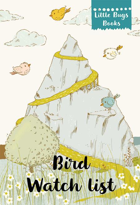 Bird Watch List - Bird watching journal for kids