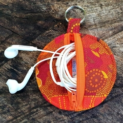 Earbud Pouch / Coin Purse