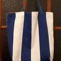 FLAMINGO TOTE (Reversible - both fabrics water-resistant)