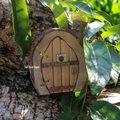 Rustic Woodland Fairy Door