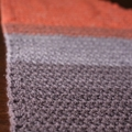 Pegasus triangle crochet scarf