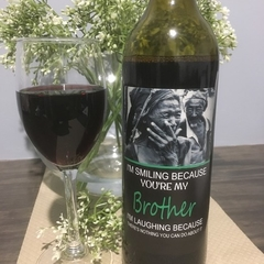 Wine Label (set 2) Self Adhesive - Brother