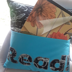Reading Cushion (Pillow)