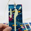 Hand painted Gift Tags - Pack of 10 - Splatterfly