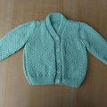 3 - 6 Months Baby Jacket