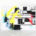 Greeeting card, art card, imaginative, original design, unique gift, 45,