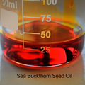 Sea Buckthorn Seed Oil, 15ml - in amber bottle with dropper