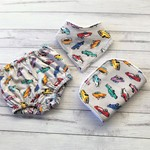 Infant baby boy newborn clothes, choose size NB to 6 months. baby shower boy