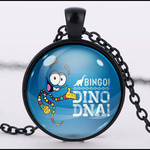:: CLEARANCE :: DINO DNA PENDANT
