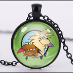 :: CLEARANCE :: ANGRY BEAVERS PENDANT