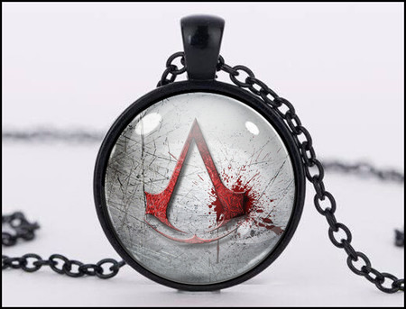:: CLEARANCE :: ASSASSIN'S CREED PENDANT