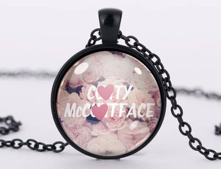 :: CLEARANCE :: C*NTY PENDANT