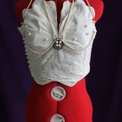 Petals Bustier Tailor-Made