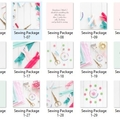 Social Media Package - Bundle of 30 Sewing Photos & Quotes