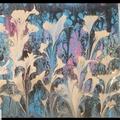 Moonlit Garden- Acrylic