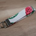 Watermelon Key Fob/Wristlet
