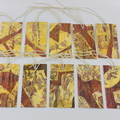 Hand painted Gift Tags - Pack of 10 - Chameleon