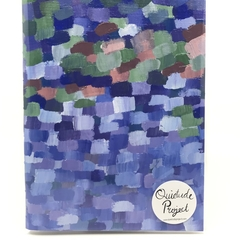 Abstract Reflections 2 - A5 Notebook (plain pages)
