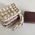 Massaging Soap Saver | Soap bag | Soap Cozy | Spa Bath Srubbie | Teacher Gift