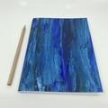 Blue - A5 Plain Notebook