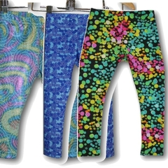 CLEARANCE... Girls Printed Leggings