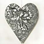 Mosaic heart