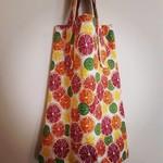 'Citrus' style Tote bag