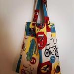 'Retro' style Tote bag