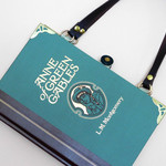 Anne of Green Gables book bag - L.M. Montgomery - Handbag made from a book