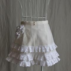 Seaside Cottage Linen Shorts Tailor-Made