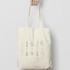 Herb Tote Bag