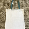 Love dogs library/shopping bag