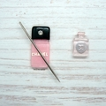 Perfume Magnetic Needle Minder, Needle Nanny, Cross Stitch, Embroidery, Quilting